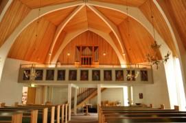Forsbacka kyrka