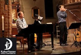 Jag och Bob Dylan i kyrkan